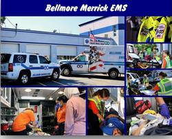 Bellmore EMS inBellmore, NY.  50 mouse pads.