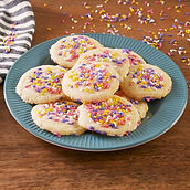 3-Ingredient Sugar Cookies by Meredith Grossbach