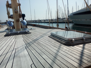 Top classic Yacht Refitting