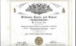ARMY HVAC Diploma