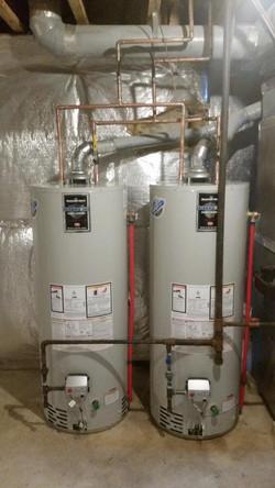Water heaters 100Gal