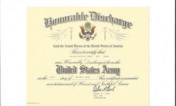 ARMY Discharge