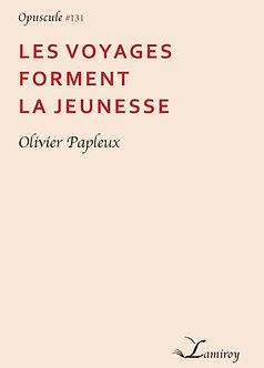Opuscule Lamiroy - Les voyages forment la jeunesse - Olivier Papleux