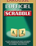 Officiel du jeu Scrabble