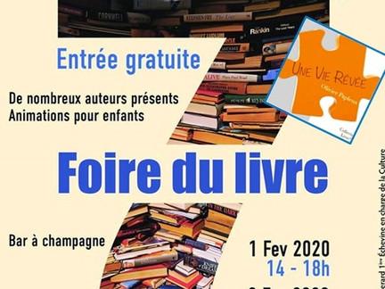 7è foire du livre de Villers-la-Ville