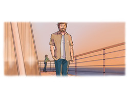 Storyboard color