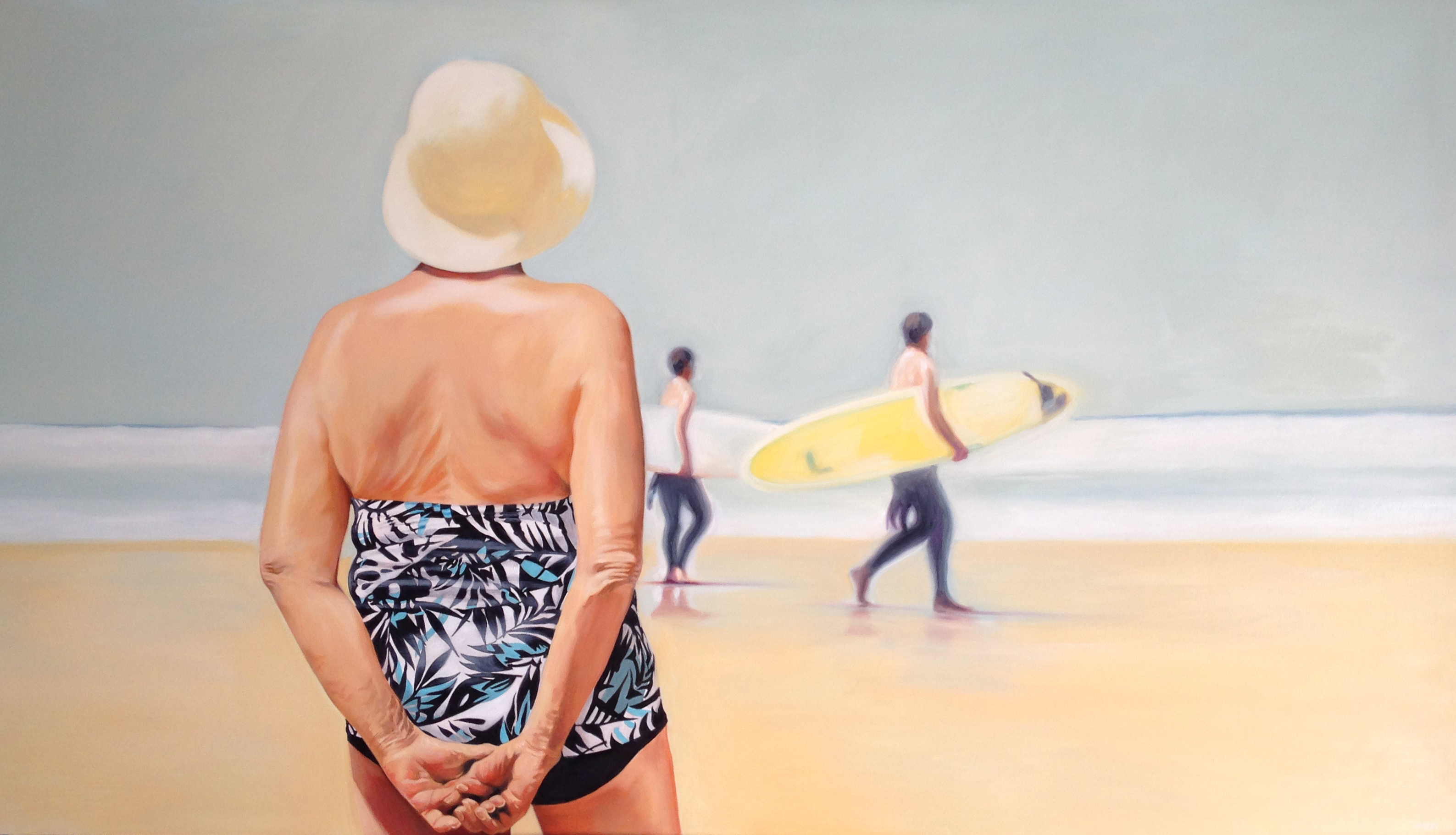Surfers / Surfistas