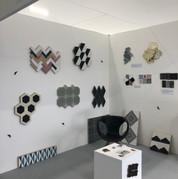 Tile Inspiration at 100% Design Show, London'19