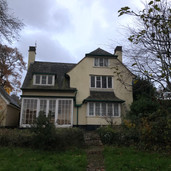 Measured survey on site in Exeter