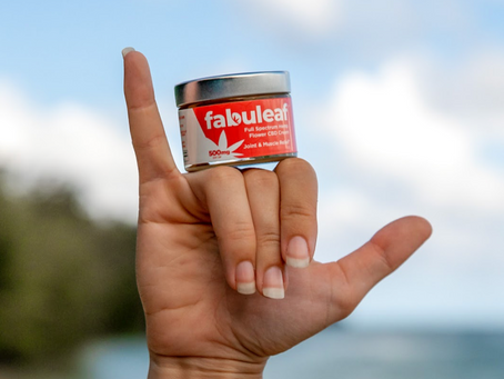 Client Spotlight: fabuleaf Leads the CBD Industry with Commitment to Quality and Safety