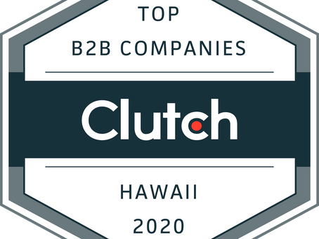 GCMS Earns Clutch's 2020's Leaders Award for Top Performing B2B Provider