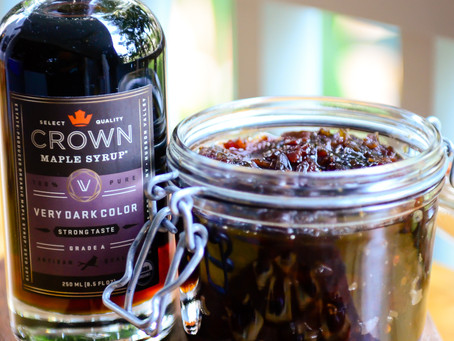 Crown Maple Bacon Chili Jam