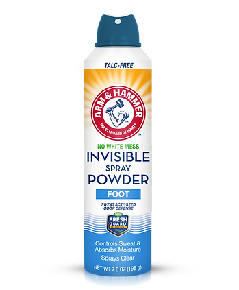ARM&HAMMER Invisible Foot Powder