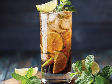 Crown Maple® Maple in a Minute                                   MAPLE-INFUSED MINT-ICED TEA