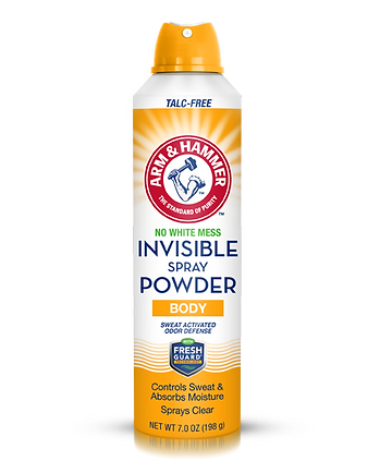 ARM&HAMMER Invisible Body Powder