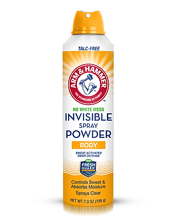 ARM&HAMMER Invisible Body Powder
