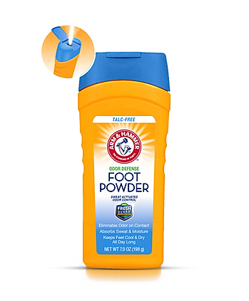 ARM&HAMMER Foot Powder