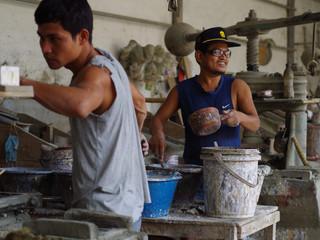 La fabrique familiale de carreau-ciment de Phnom Penh