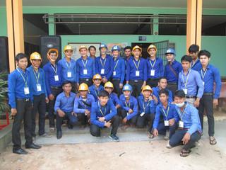 Les Chantiers École de Formation Professionnelle de Siem Reap