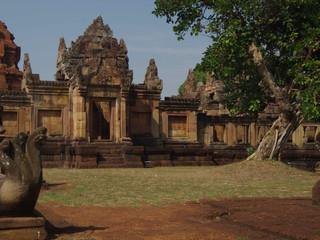 Les temples khmers de Phanom Rung et Prasat Muang Tam