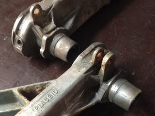 #RESTO - Réparation des bras de suspension