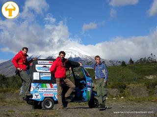#RECIT - Les Globetrotter à  deux et trois roues.