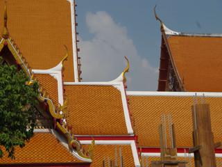 Plaisir coupable: Les couvertures de Bangkok