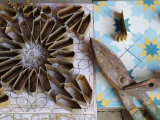 Visite d'une manufacture Vietnamienne - 1ere Partie: Le trésors des diviseurs en laiton