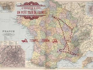 # PETIT TOUR DE FRANCE - BILAN