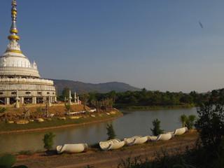 A la découverte du chantier du Wat Sang Tham Wang Kao Kaew - Introduction