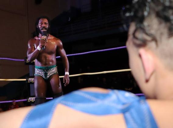 Swann Talks to KC Navarro