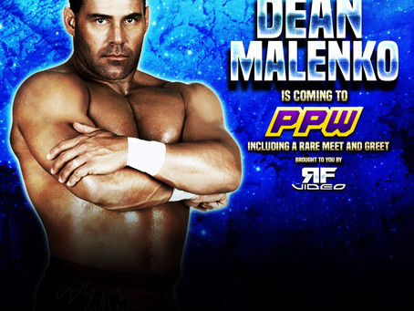 Dean Malenko Headed to PPW