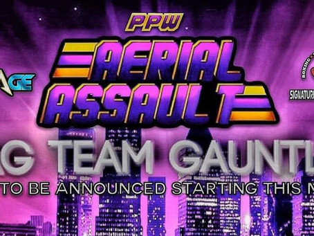 Tag Team Gauntlet Information