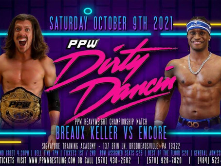 Breaux, Encore Rematch Set for Dirty Dancin'