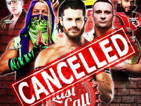 Last Call Cancelled