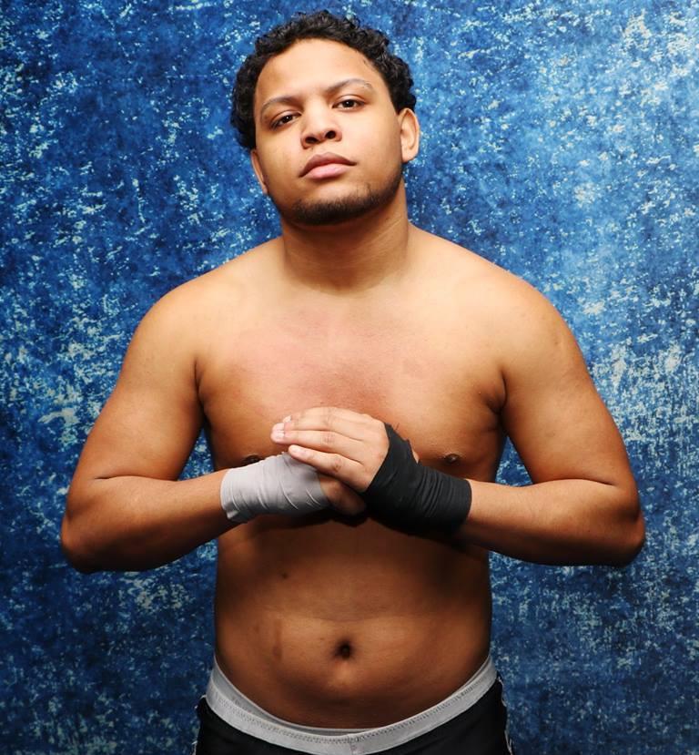 Underdog Wrestling School Trainee