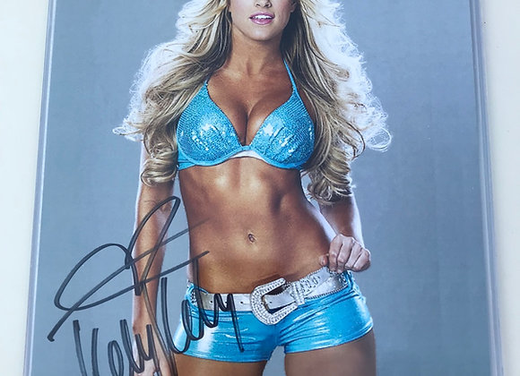 "PPW AUTHENTIC AUTOGRAPH KELLY KELLY ""BLUE"""
