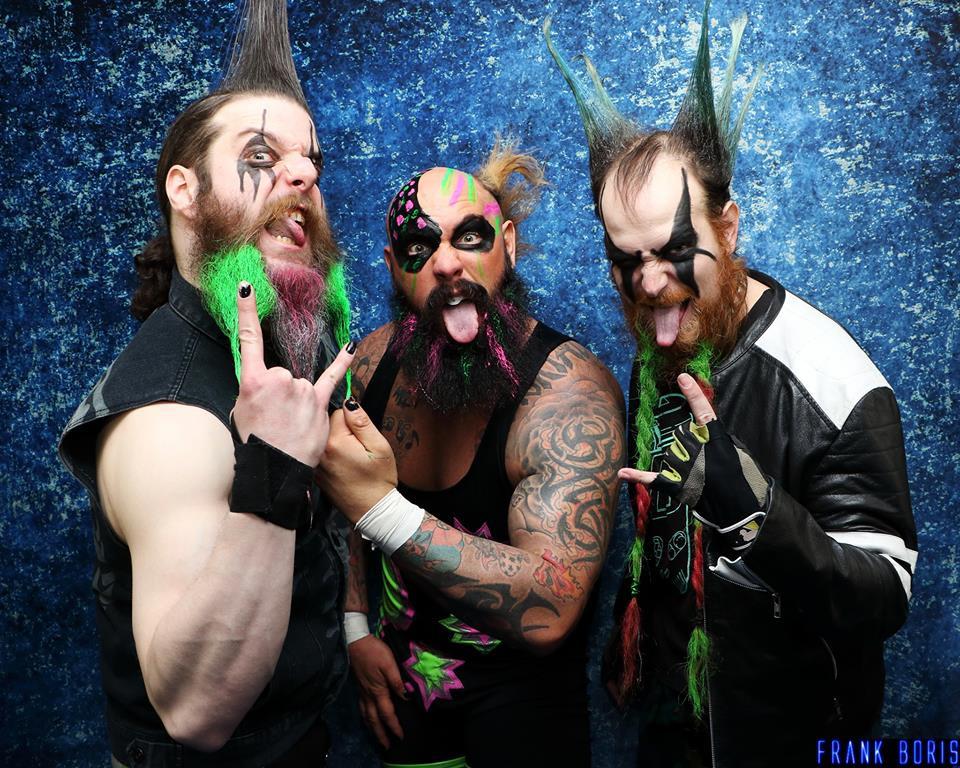 Punk Rock All Stars and Foxx Vinyer