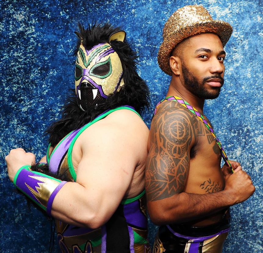 Jay Lyon and Midas Black
