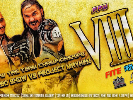 Sambo Show to Defend Against Project Mayhem