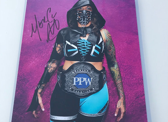 PPW AUTHENTIC AUTOGRAPH MERCEDES MARTINEZ