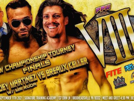 PPW Heavyweight Championship Finals Set