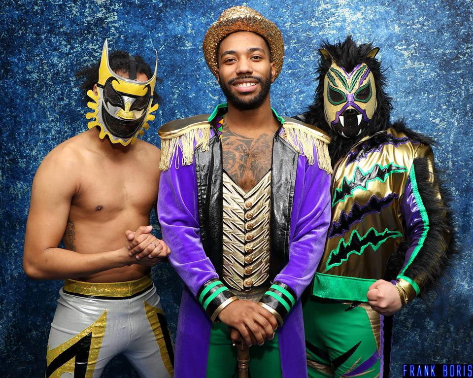 The Mane Event and The Lucha Hero