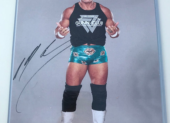 PPW AUTHENTIC AUTOGRAPH BILLY GUNN