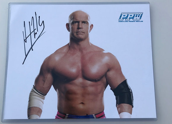 PPW AUTHENTIC AUTOGRAPH HARDCORE HOLLY