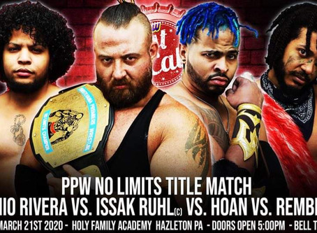 No Limits Championship Match Announced for Last Call