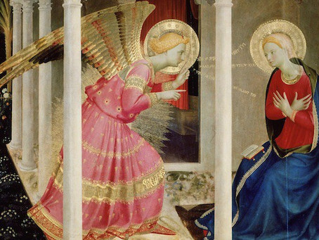 L'Annonce à notre Mère du Ciel