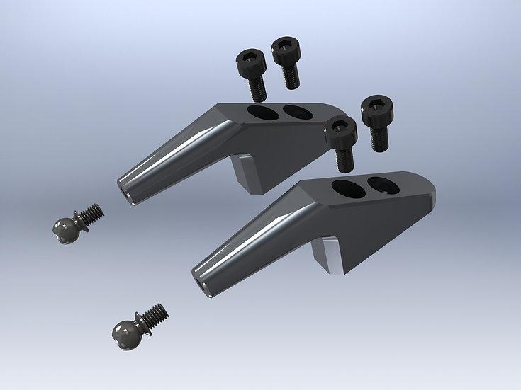 T700CF or E main blade grip arms