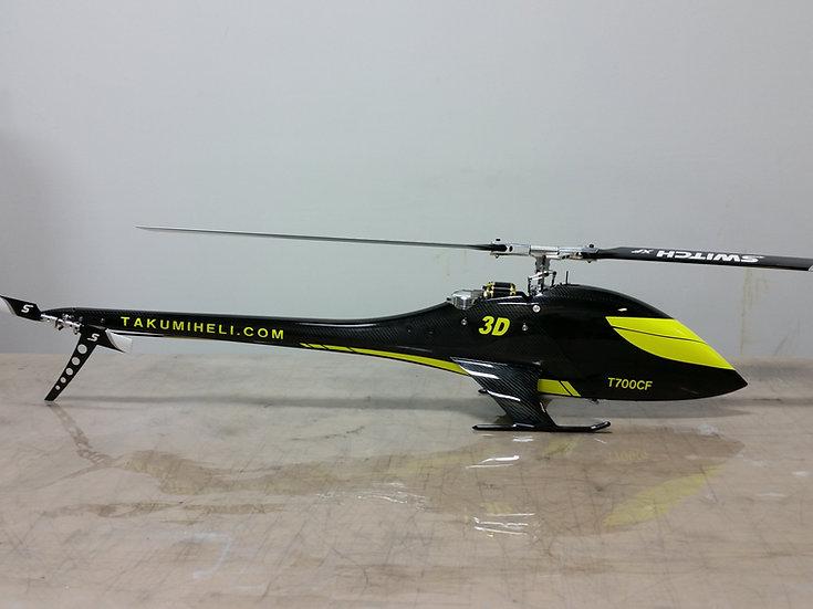 TAKUMI T700CF helicopter kit