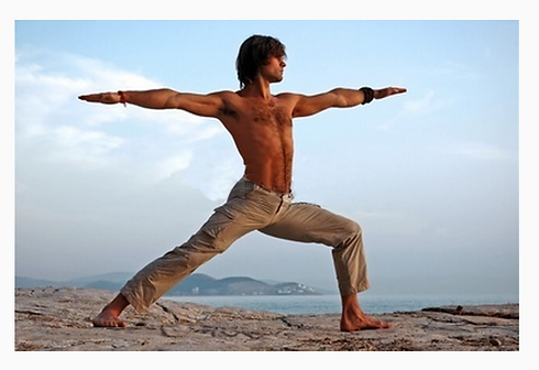mens yoga pic
